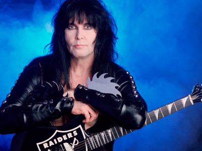Blackie Lawless of WASP