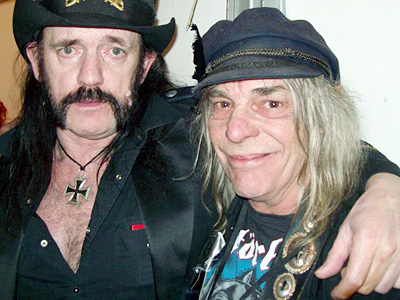 Lemmy and Wurzel