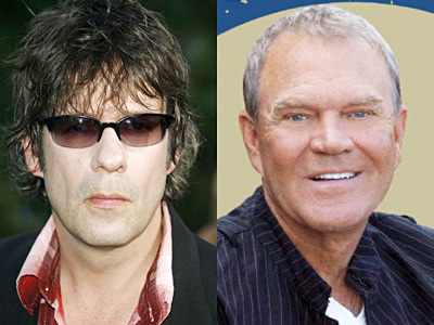 Paul Westerberg and Glen Campbell