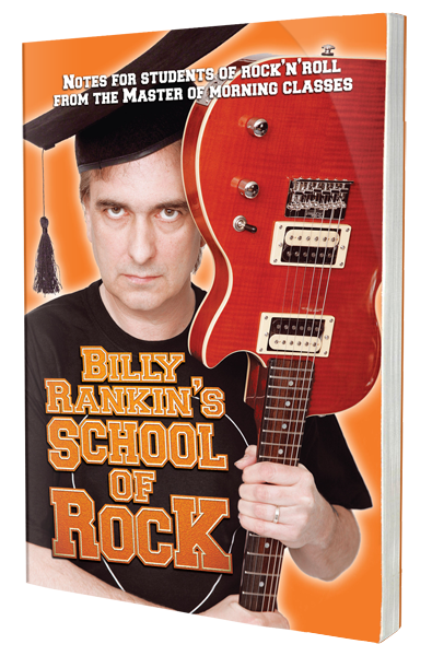 Billy Rankin's School of Rock