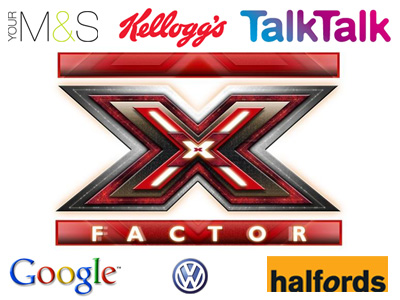 X Factor and supporters