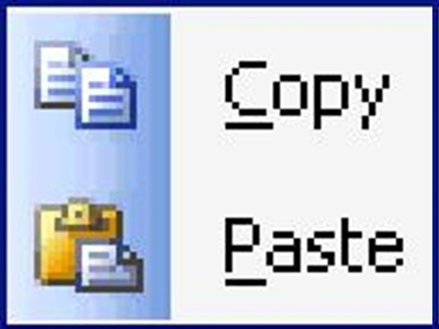PASTE AND HOW TO FROM COPY A SECURED