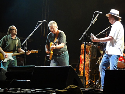 Buffalo Springfield in 2011